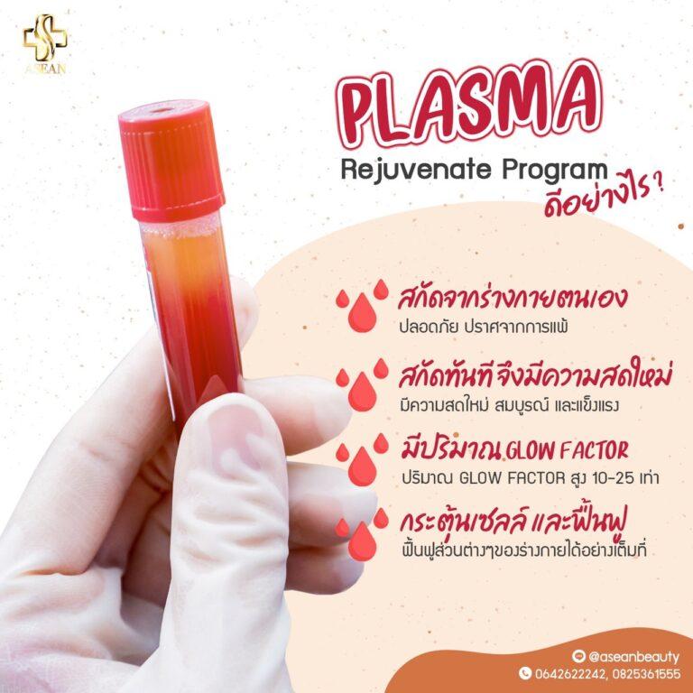 EP22 Plasma Rejuvenate Program (PRP) ดีอย่างไร?